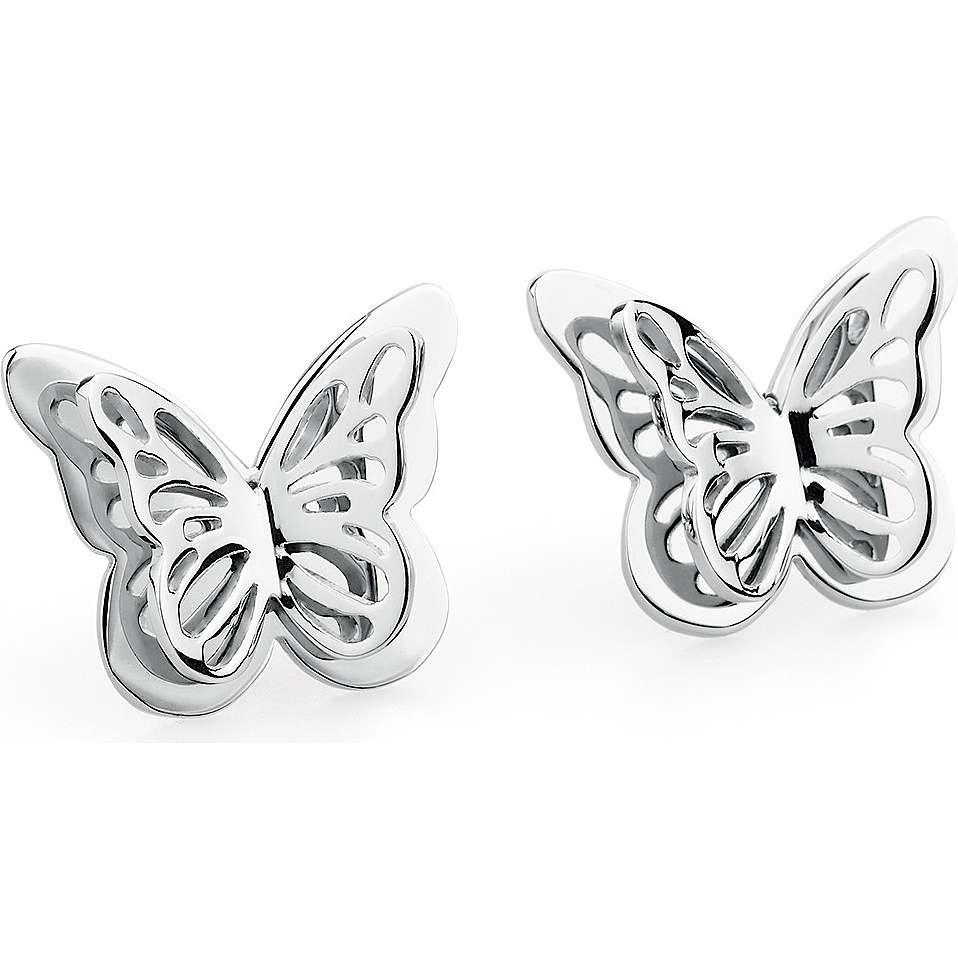 orecchini donna gioielli Sagapò Mariposa SMP21