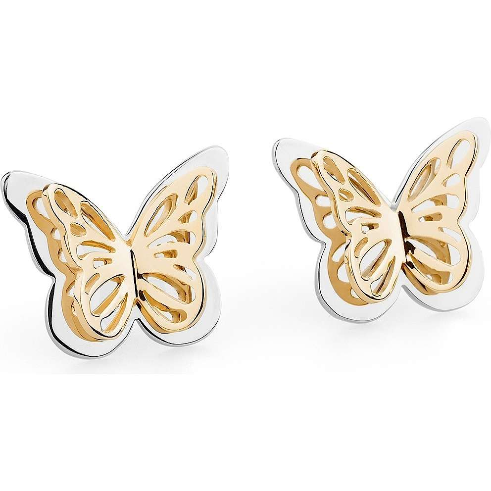 orecchini donna gioielli Sagapò Mariposa SMP22