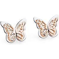 orecchini donna gioielli Sagapò Mariposa SMP23