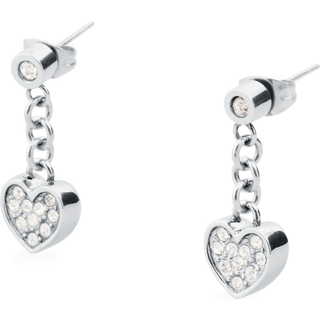 orecchini donna gioielli Sagapò Romance SRN22