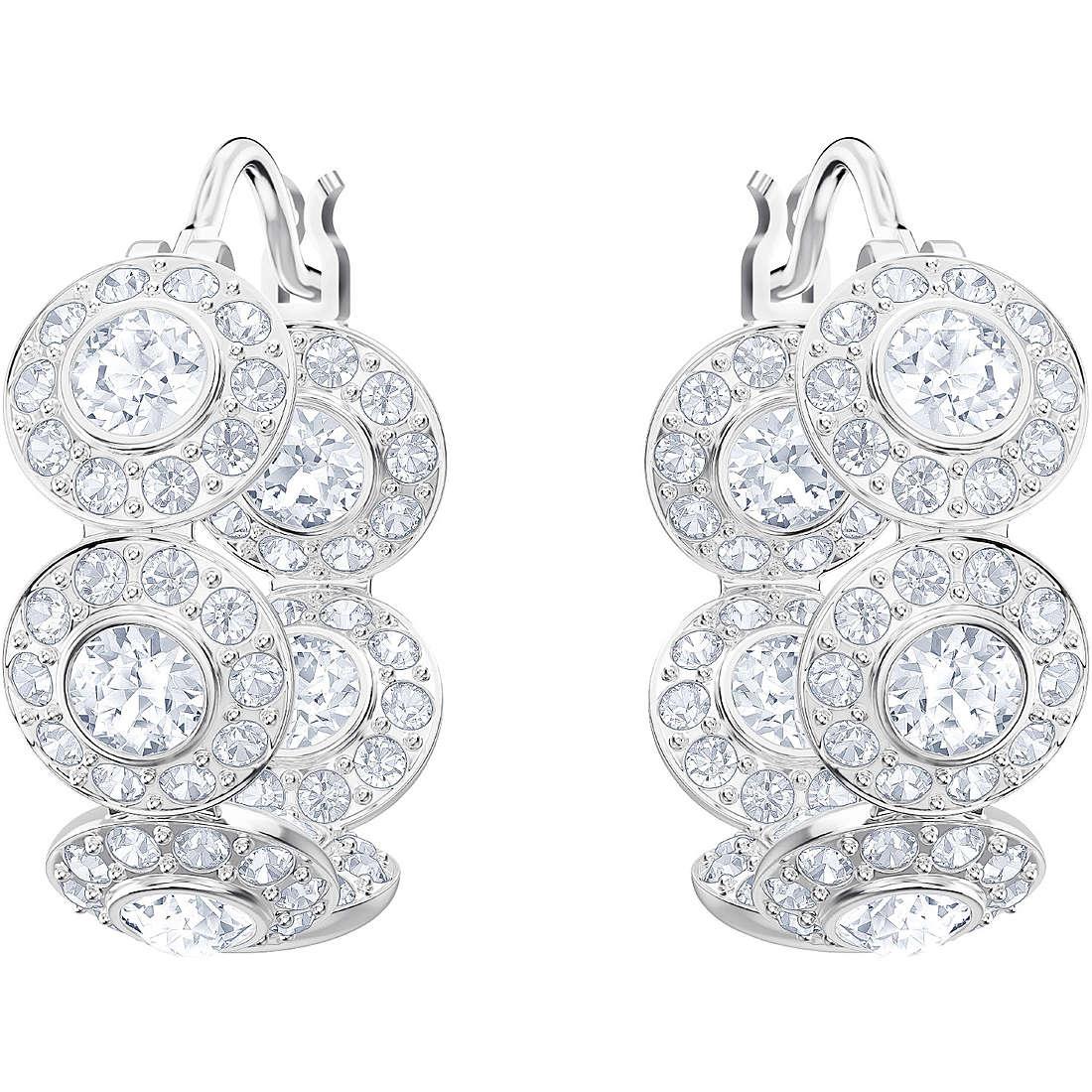 la vendita di scarpe bellissimo aspetto super popolare orecchini donna gioielli Swarovski Angelic 5418269 orecchini Swarovski