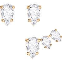 orecchini donna gioielli Swarovski Attract 5277358