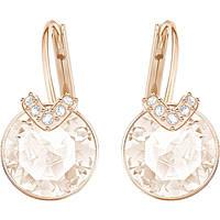 orecchini donna gioielli Swarovski Bella 5299318