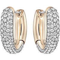 orecchini donna gioielli Swarovski Circle 5153433