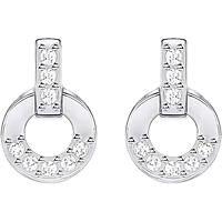 orecchini donna gioielli Swarovski Circle 5349195