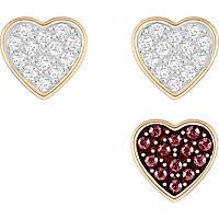 orecchini donna gioielli Swarovski Crystal Wishes 5272369