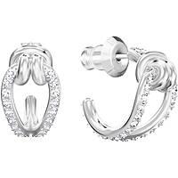 orecchini donna gioielli Swarovski Lifelong 5390814