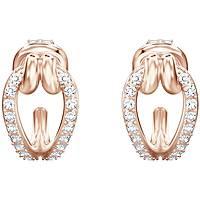 orecchini donna gioielli Swarovski Lifelong 5392920