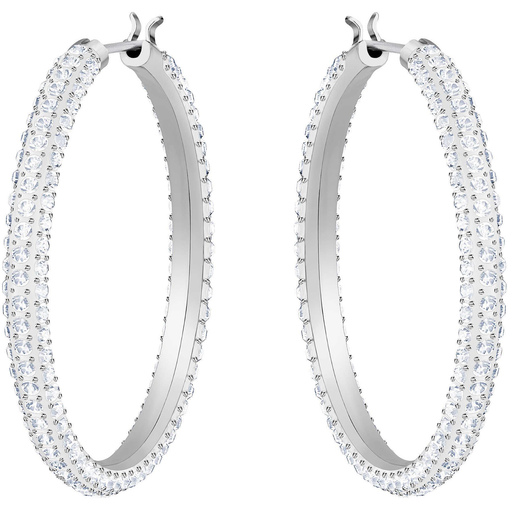 e8e39c814a7b19 orecchini donna gioielli Swarovski Stone 5389432 orecchini Swarovski