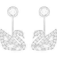 orecchini donna gioielli Swarovski Swan Lake 5379944