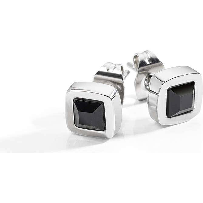 orecchini uomo gioielli Sector Sharp SACZ02