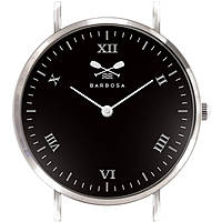 orologio accessorio uomo Barbosa Basic 01SLNR