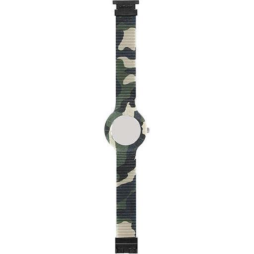 orologio accessorio uomo Hip Hop CAMOUFLAGE HBU0367