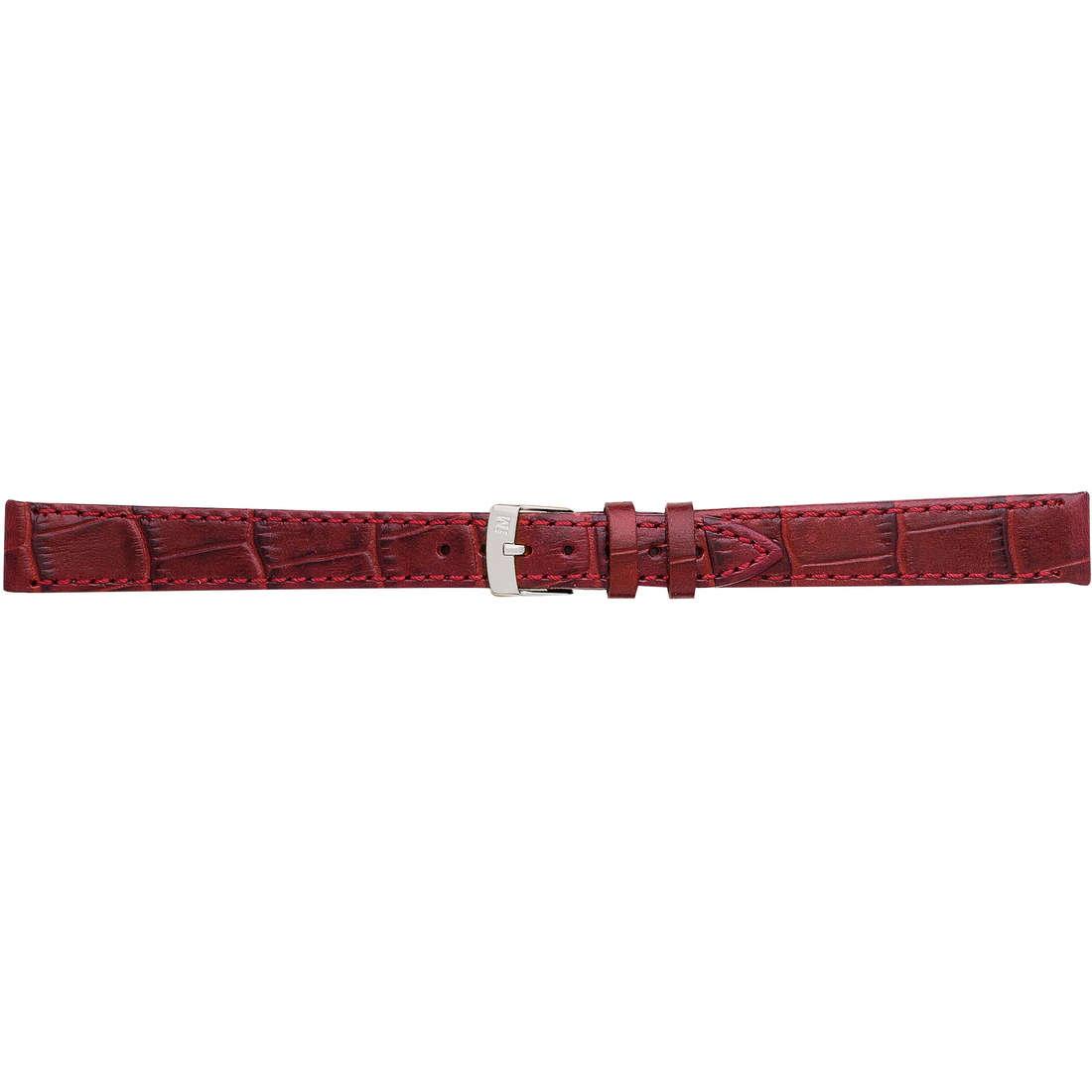 orologio cinturini di ricambio orologi unisex Morellato I Lunghi A01Y2524656081CR18