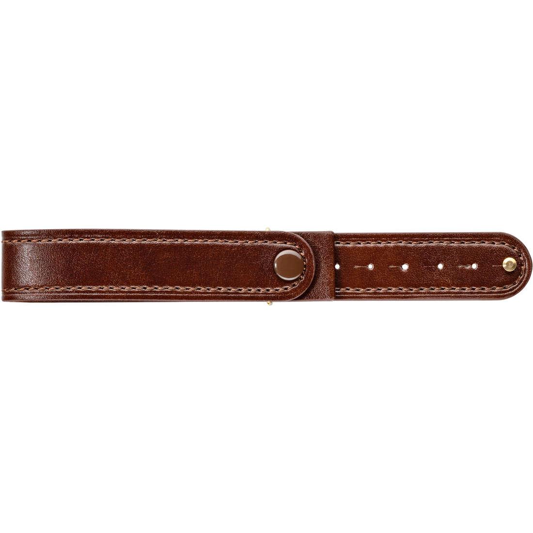 orologio cinturini di ricambio orologi uomo Morellato I Lunghi A01U0248419034MO16