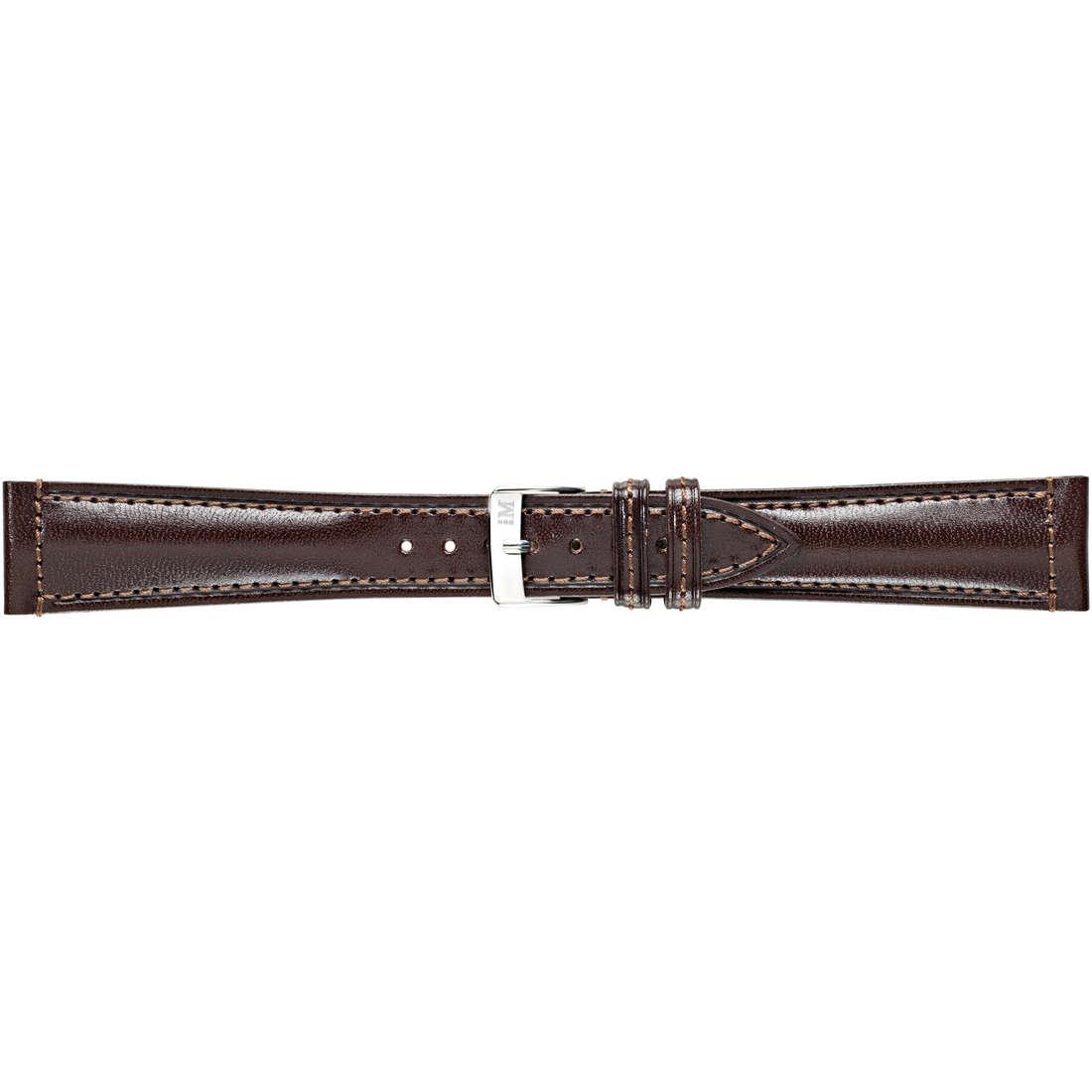 orologio cinturini di ricambio orologi uomo Morellato Manufatti A01U0895403032CR16