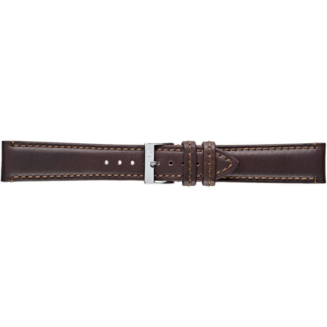 orologio cinturini di ricambio orologi uomo Morellato Manufatti A01U3628A17032CR18