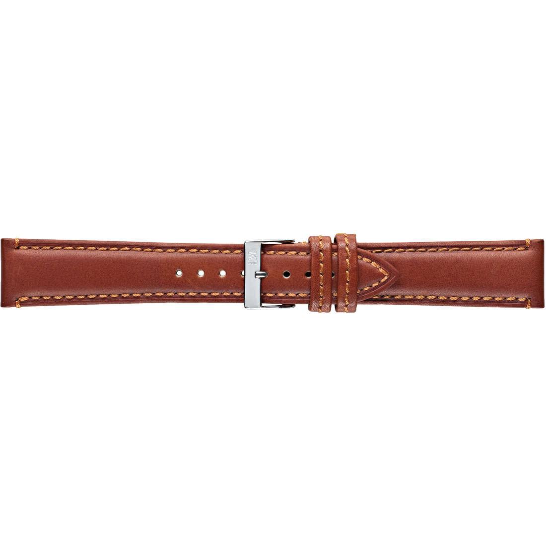 orologio cinturini di ricambio orologi uomo Morellato Manufatti A01U3628A17041CR18