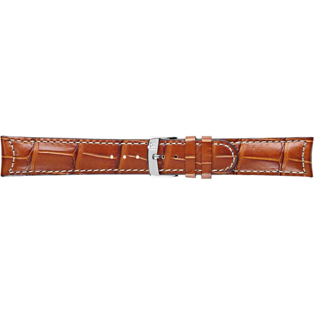 orologio cinturini di ricambio orologi uomo Morellato Manufatti A01U3882A59041CR22