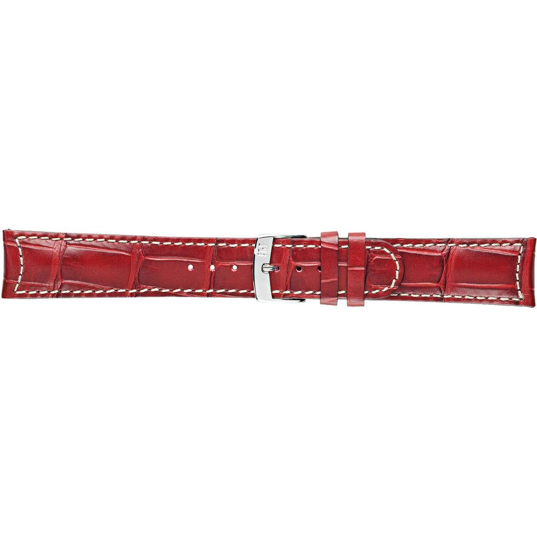 orologio cinturini di ricambio orologi uomo Morellato Manufatti A01U3882A59080CR18