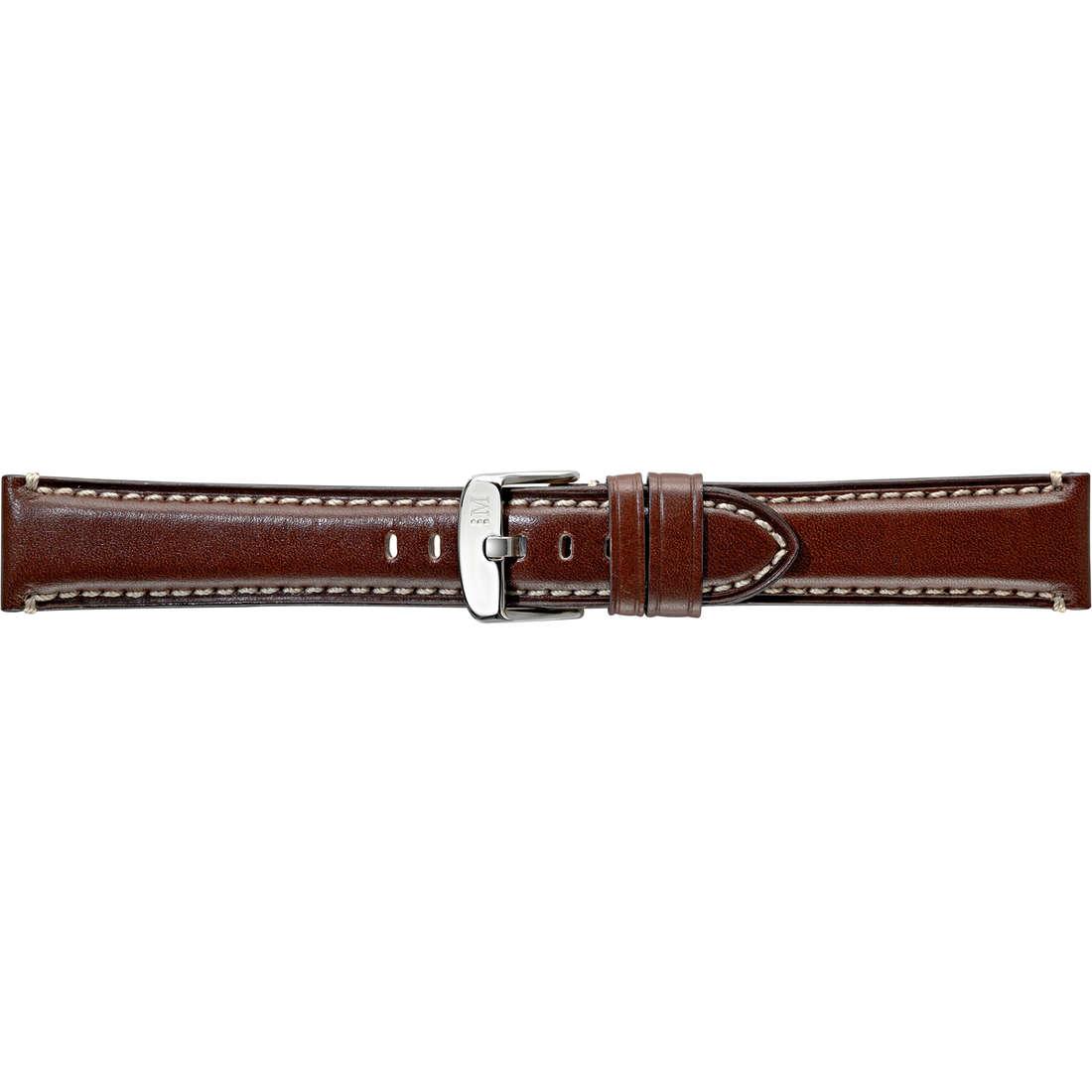 orologio cinturini di ricambio orologi uomo Morellato Manufatti A01X4272B12034CR18