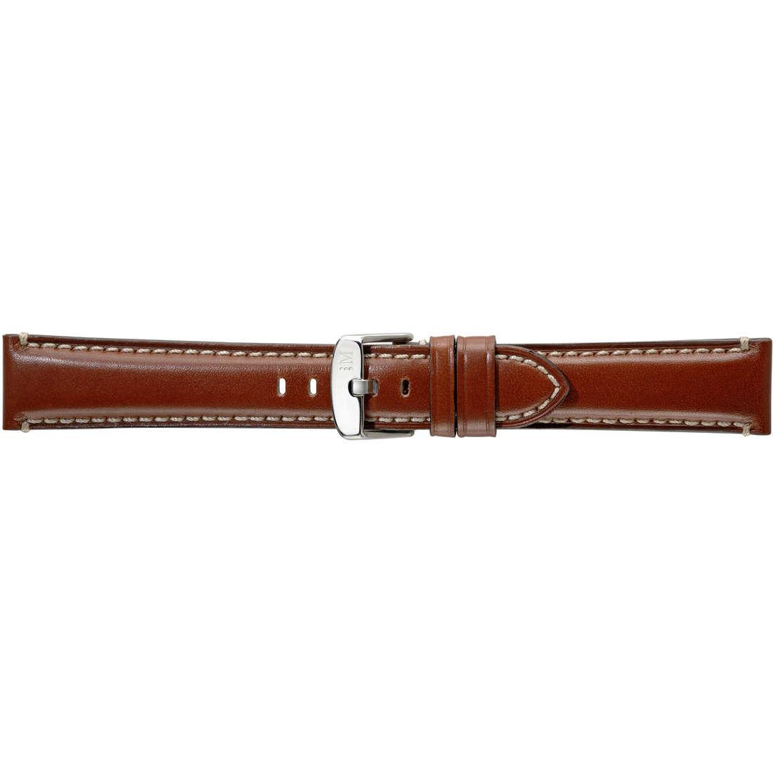 orologio cinturini di ricambio orologi uomo Morellato Manufatti A01X4272B12041CR18