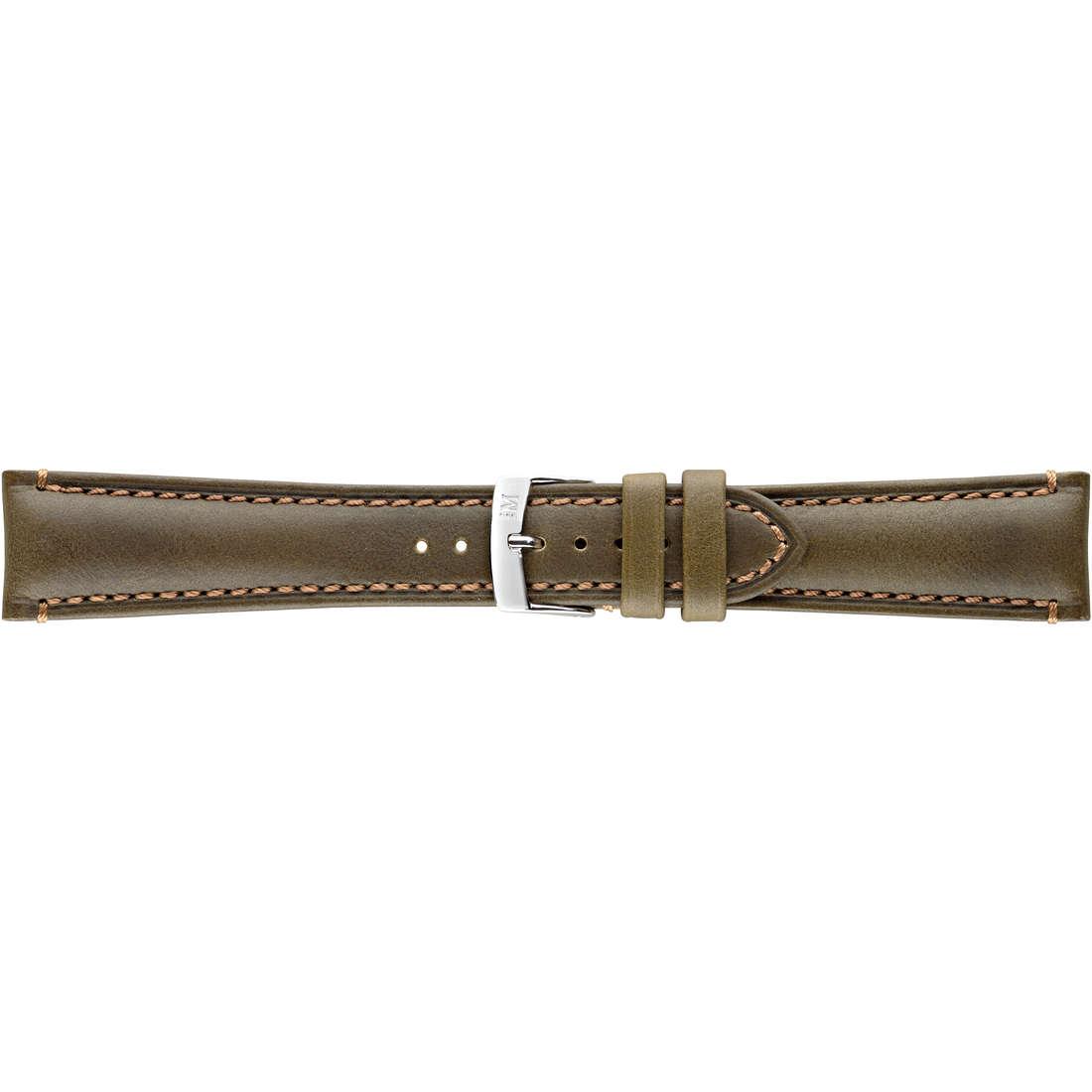orologio cinturini di ricambio orologi uomo Morellato Manufatti A01X4434B09073CR18