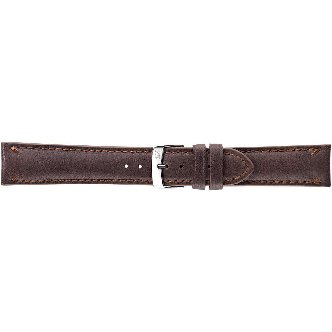 orologio cinturini di ricambio orologi uomo Morellato Manufatti A01X4540A61030CR20
