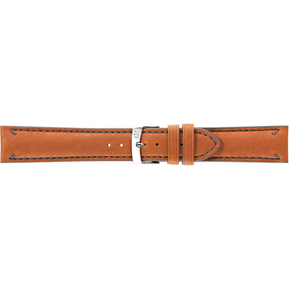 orologio cinturini di ricambio orologi uomo Morellato Manufatti A01X4540A61044CR18