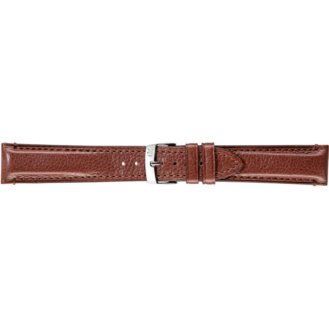 orologio cinturini di ricambio orologi uomo Morellato Manufatti A01X4684B73041CR18