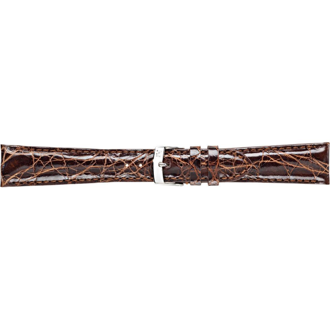 orologio cinturini di ricambio orologi uomo Morellato Pelli Preziose A01U0518052034CR18