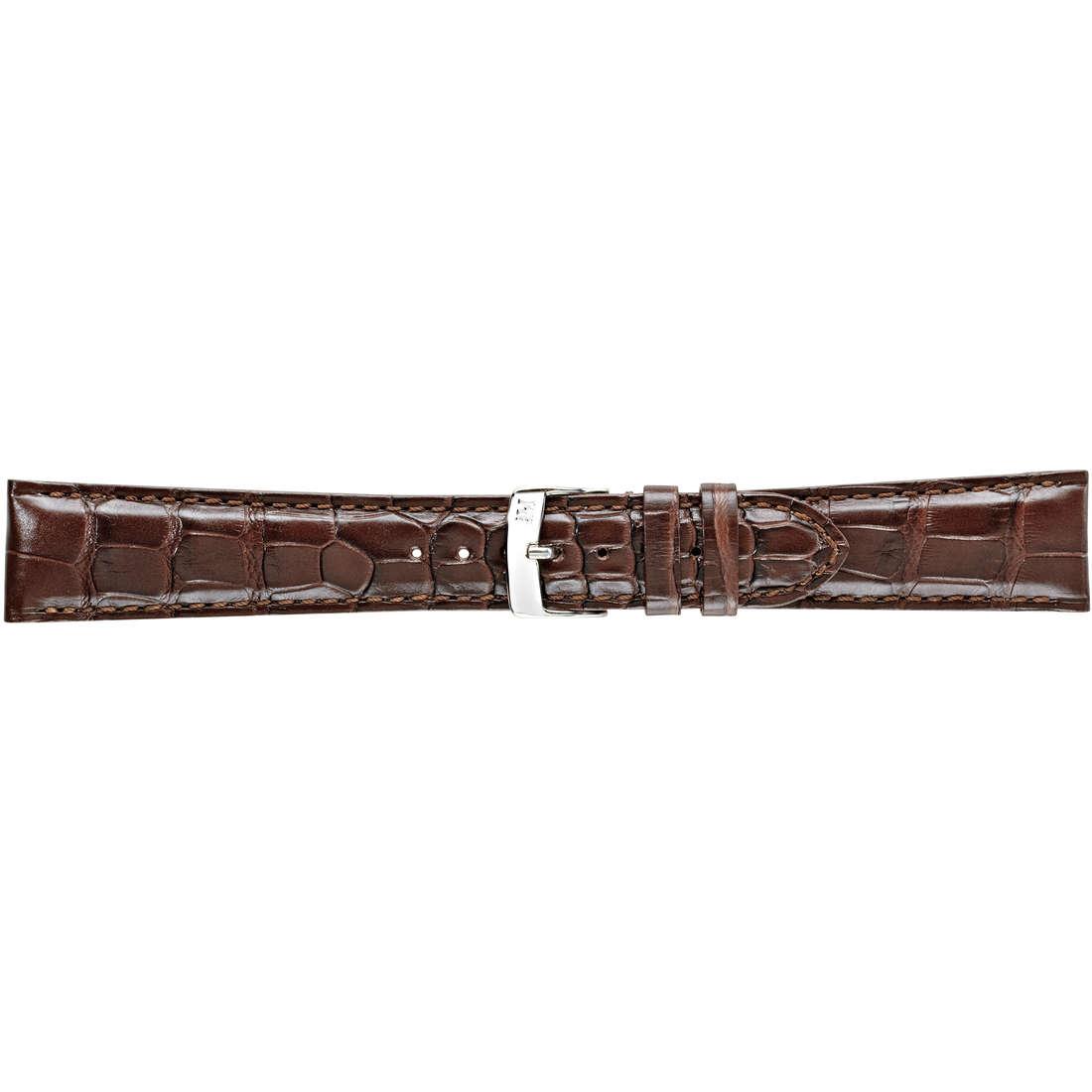 orologio cinturini di ricambio orologi uomo Morellato Pelli Preziose A01U0518339034CR18