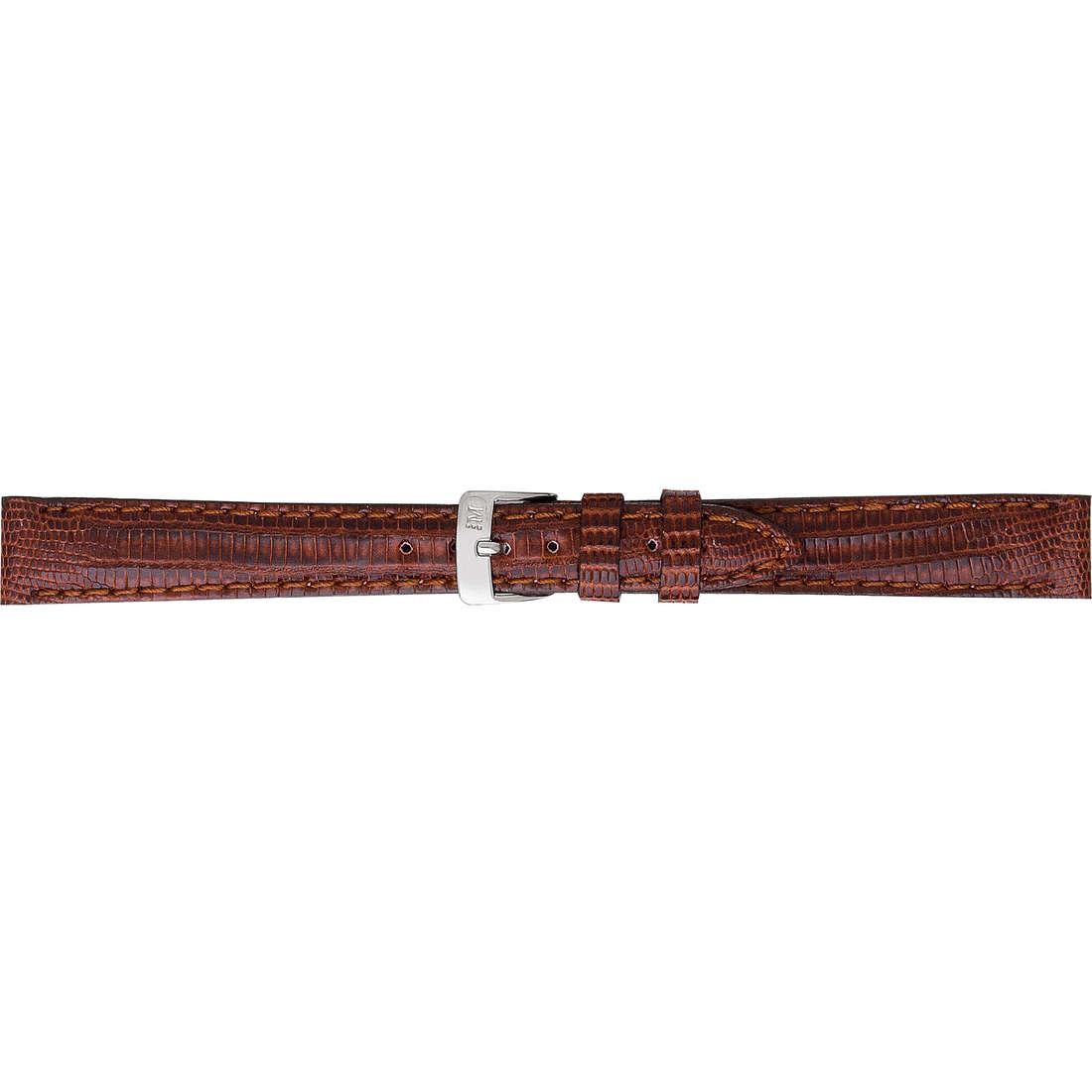orologio cinturini di ricambio orologi uomo Morellato Pelli Preziose A01U0856041034CR18
