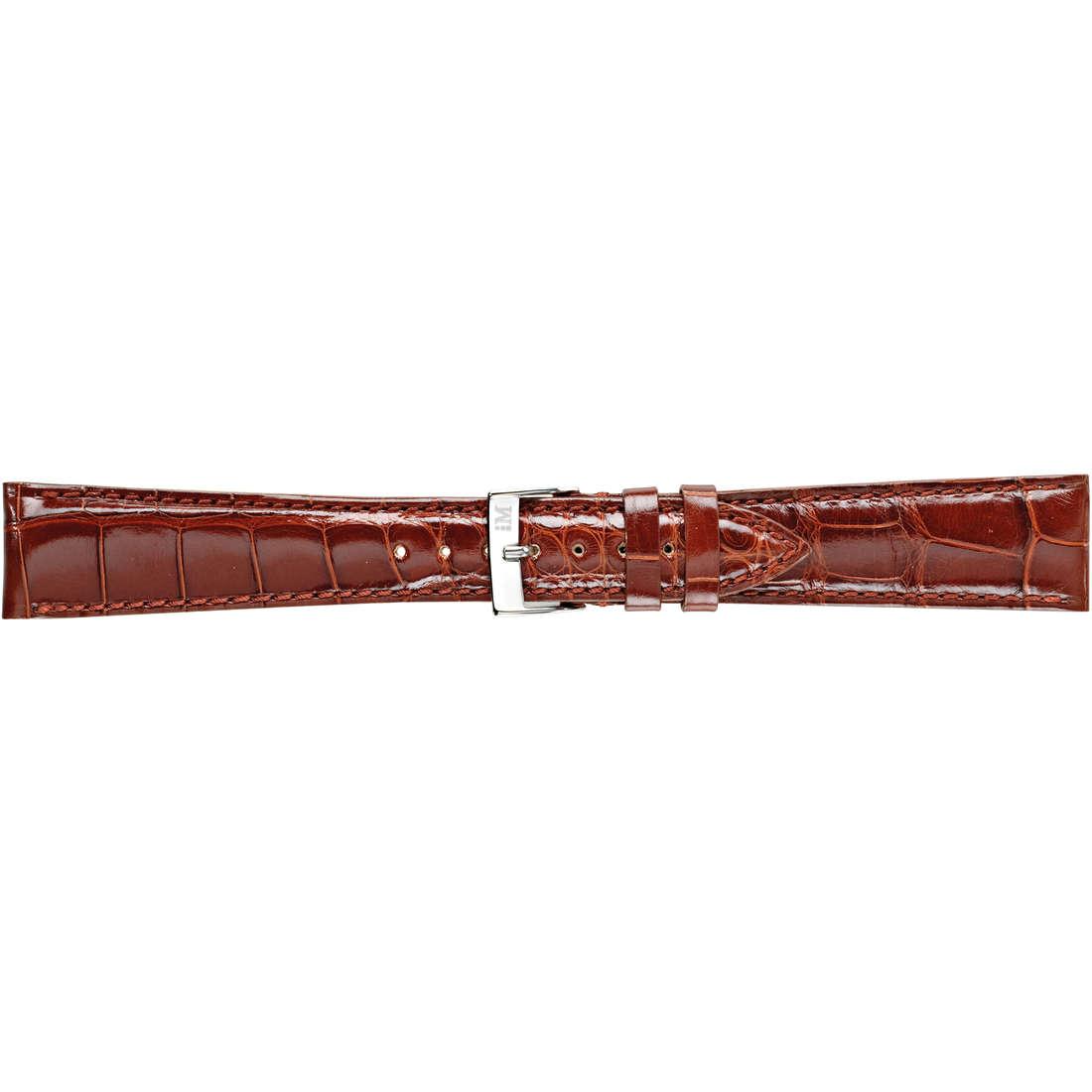 orologio cinturini di ricambio orologi uomo Morellato Pelli Preziose A01U0856056041CR18