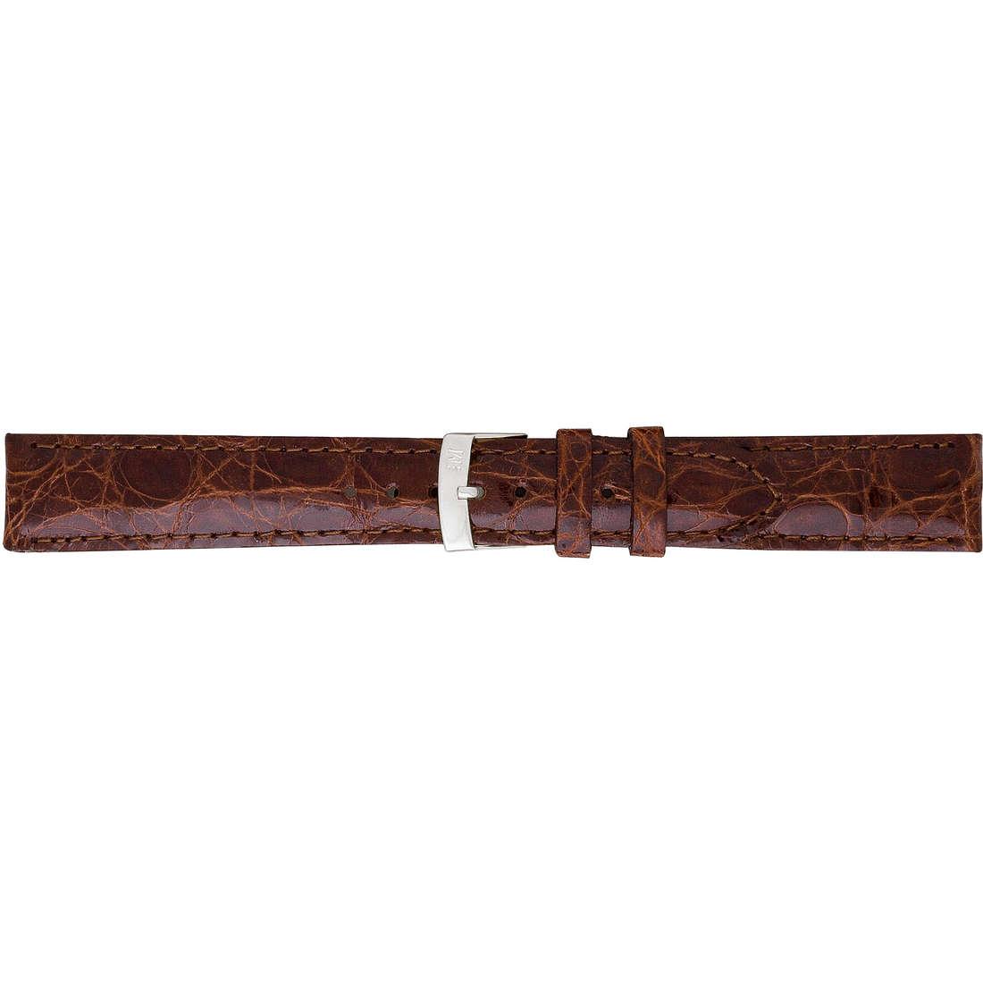 orologio cinturini di ricambio orologi uomo Morellato Pelli Preziose A01X0857042034CR14