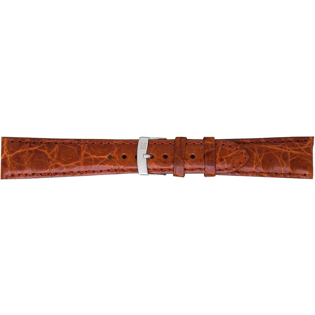 orologio cinturini di ricambio orologi uomo Morellato Pelli Preziose A01X0857042041CR18