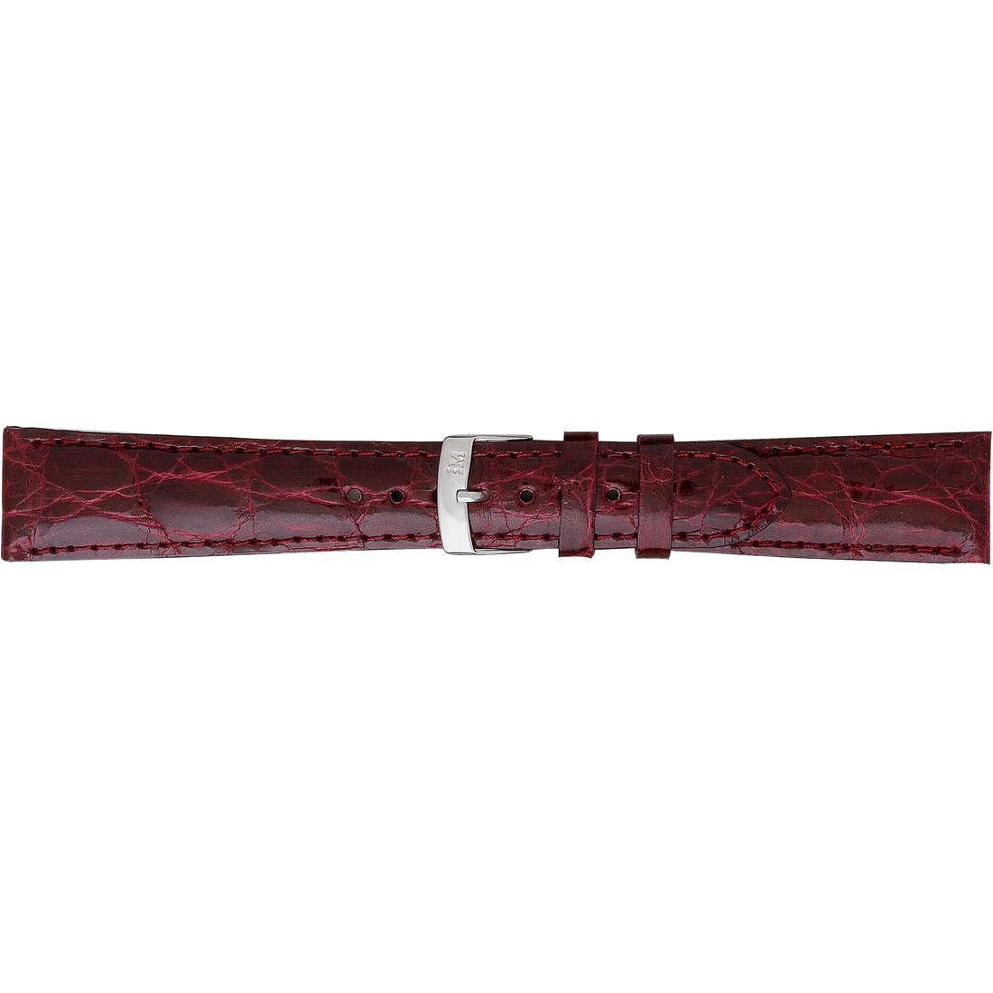 orologio cinturini di ricambio orologi uomo Morellato Pelli Preziose A01X0857042081CR16