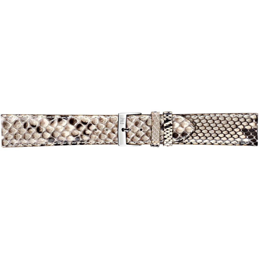 orologio cinturini di ricambio orologi uomo Morellato Pelli Preziose A01X1458474024CR16