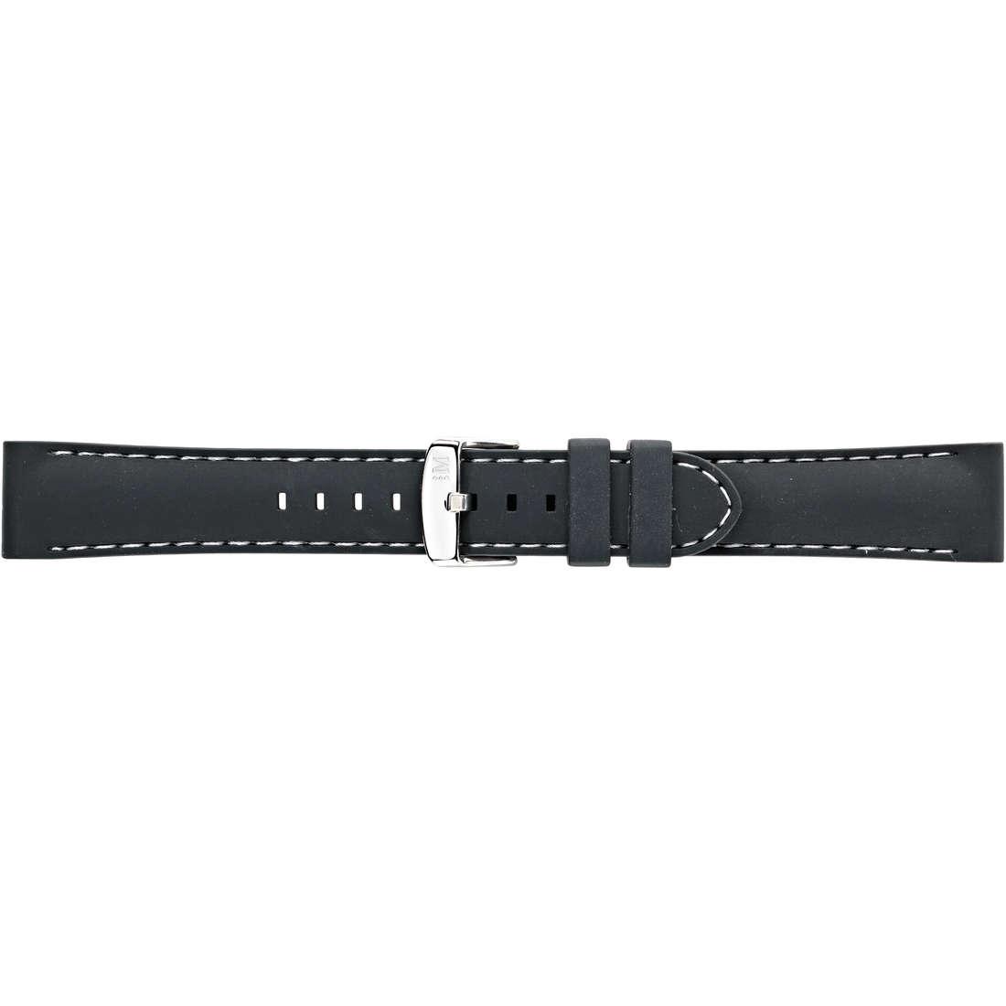 orologio cinturini di ricambio orologi uomo Morellato Technogomma A01U3844187019CR22