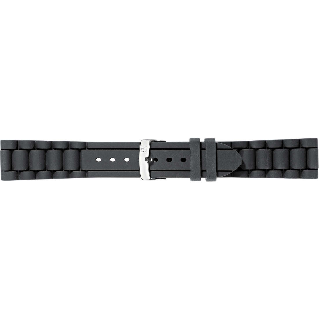 orologio cinturini di ricambio orologi uomo Morellato Technogomma A01X4410187019CR18