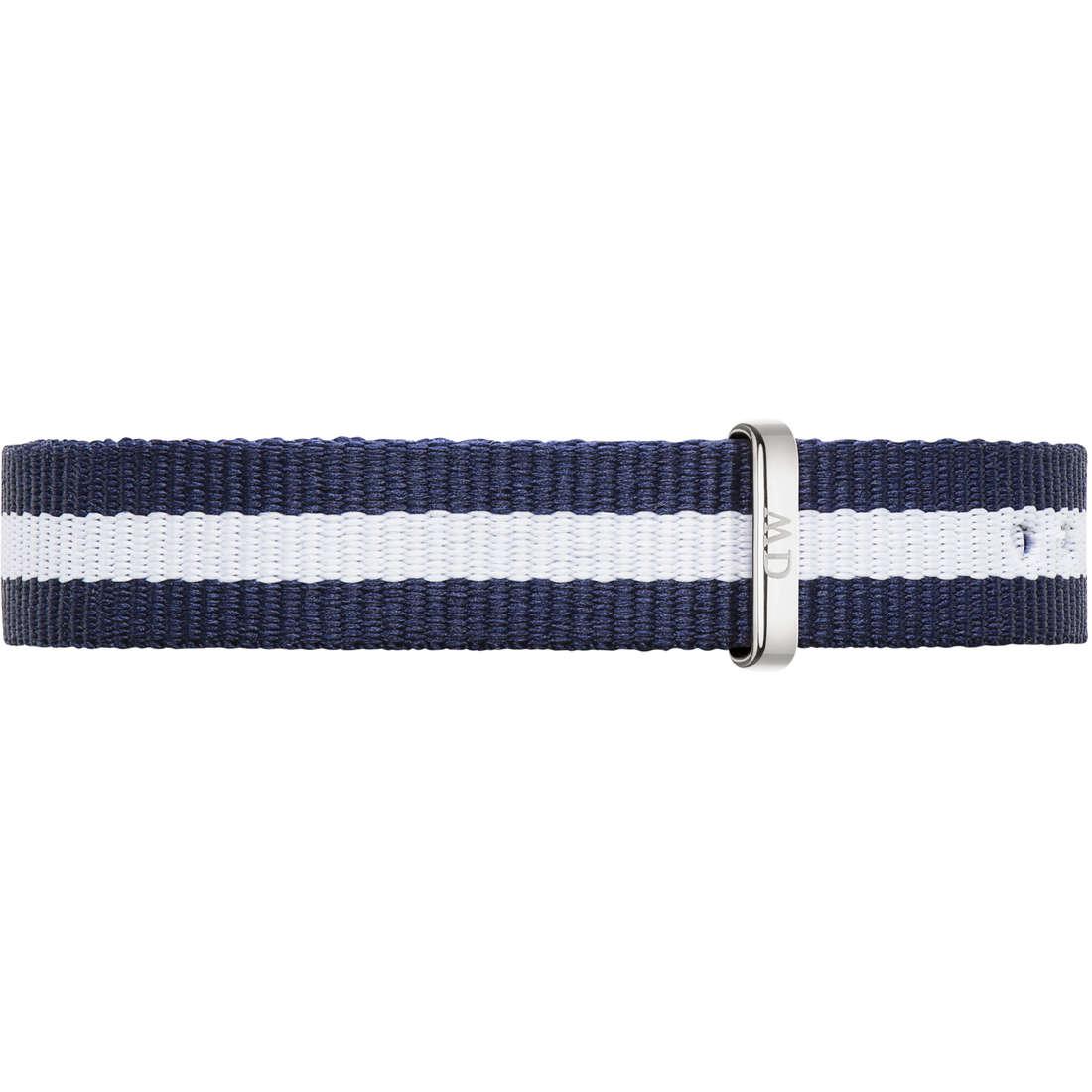 orologio cinturino di ricambio unisex Daniel Wellington Classy Glasgow DW00200082