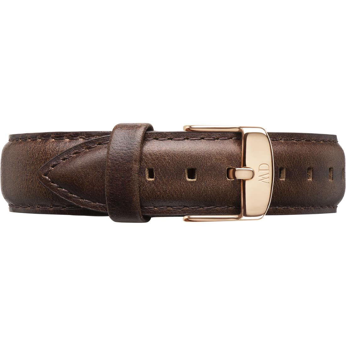 orologio cinturino di ricambio unisex Daniel Wellington Dapper Bristol DW00200094