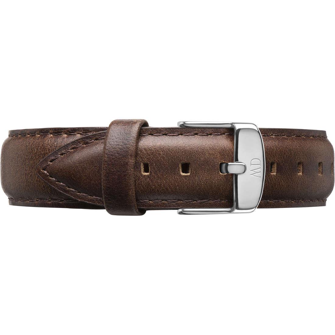 orologio cinturino di ricambio unisex Daniel Wellington Dapper Bristol DW00200098