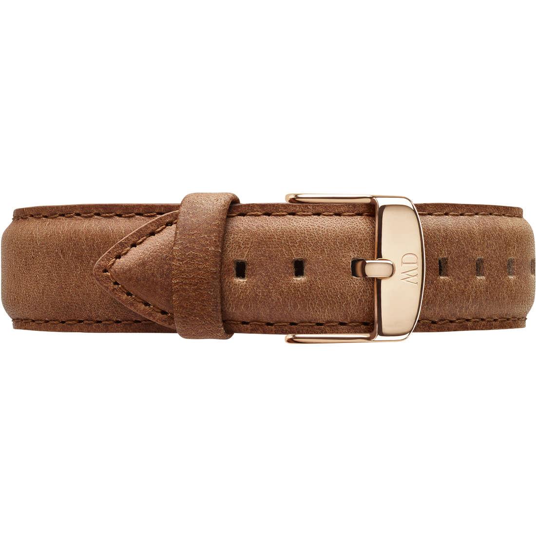 orologio cinturino di ricambio unisex Daniel Wellington Dapper Durham DW00200129