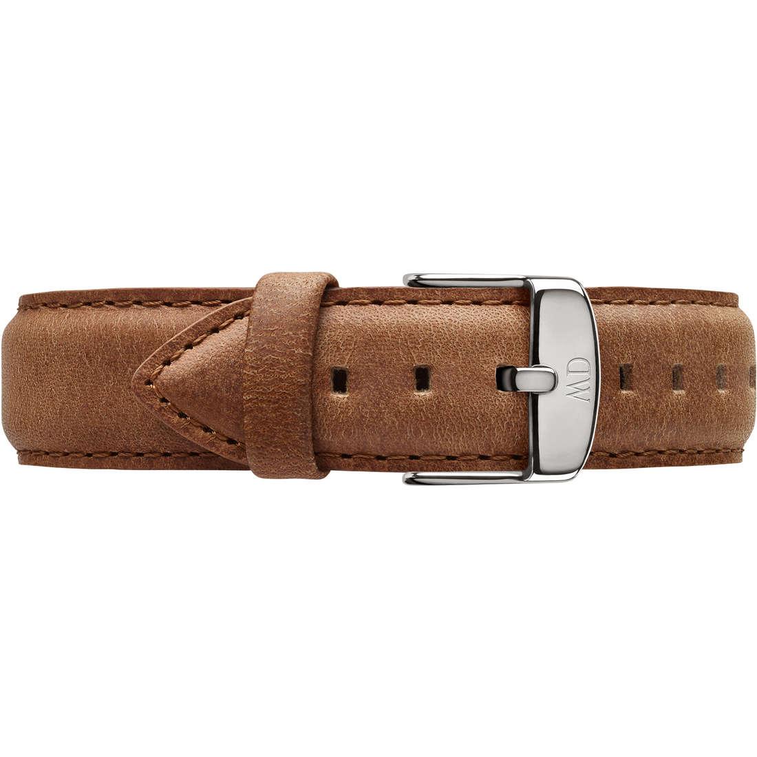 orologio cinturino di ricambio unisex Daniel Wellington Dapper Durham DW00200130