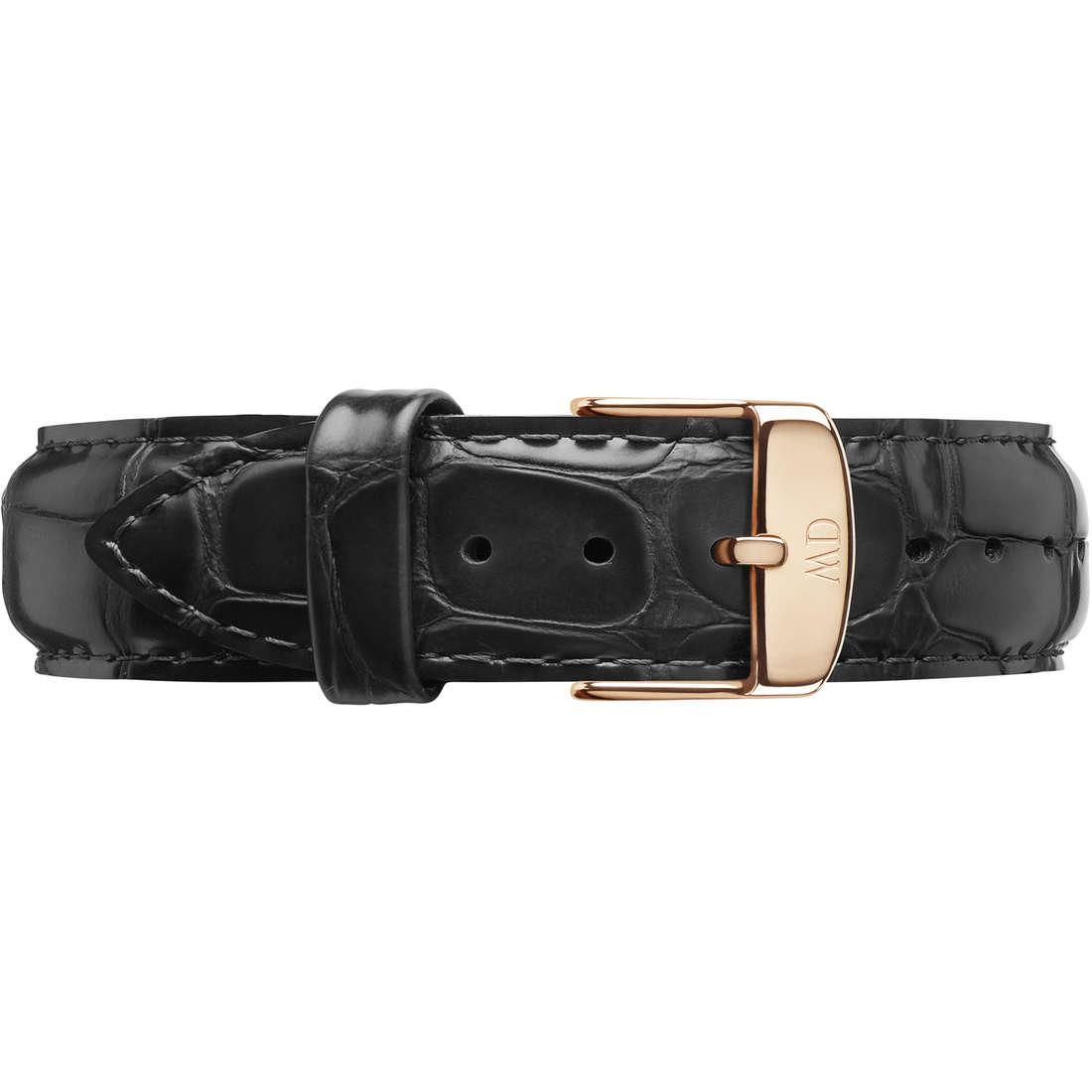 orologio cinturino di ricambio unisex Daniel Wellington Dapper Reading DW00200134