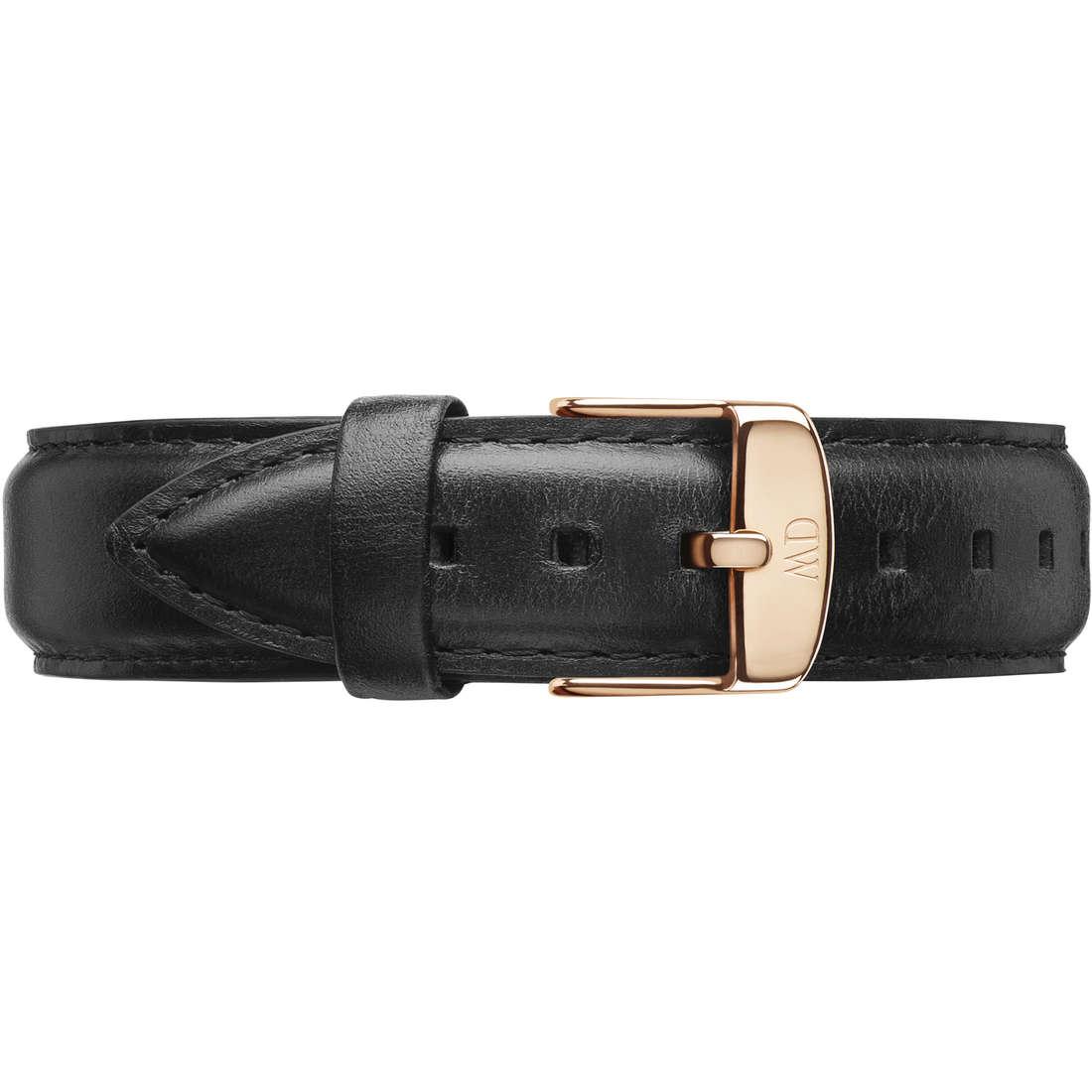 orologio cinturino di ricambio unisex Daniel Wellington Dapper Sheffield DW00200092