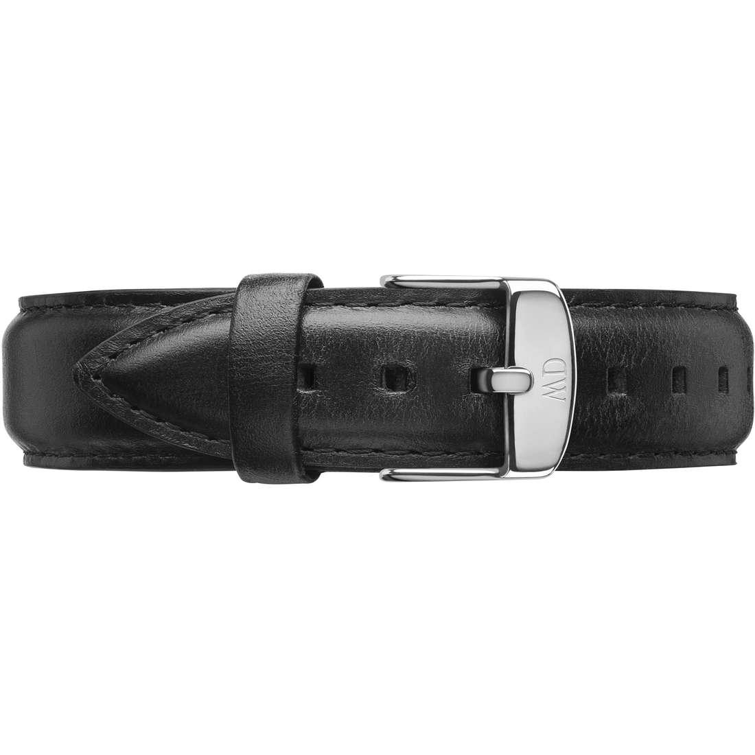 orologio cinturino di ricambio unisex Daniel Wellington Dapper Sheffield DW00200096