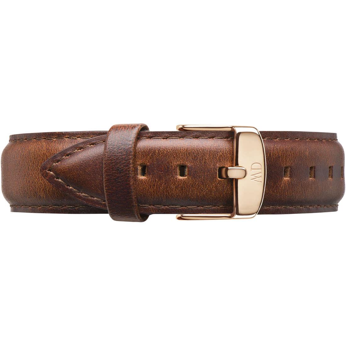 orologio cinturino di ricambio unisex Daniel Wellington Dapper St Mawes DW00200091