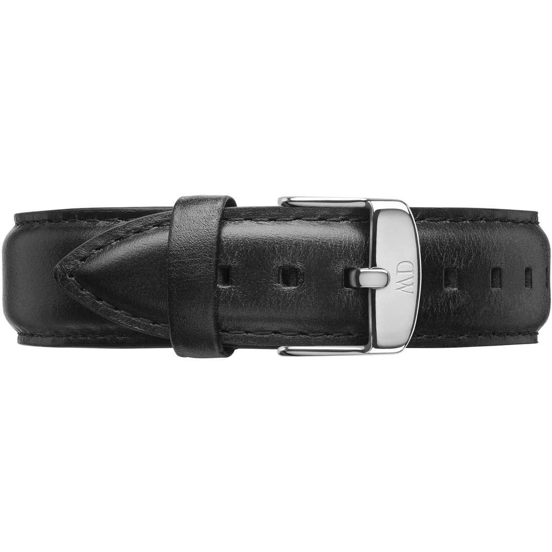 orologio cinturino di ricambio unisex Daniel Wellington Sheffield S-Xl DW00200109